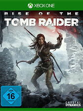 Microsoft XBox One Spiel Rise Of The Tomb Raider