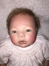 Heirloom Realistic Reborn Baby BETHANY- OOAK Artist Jade Warner Creation Doll