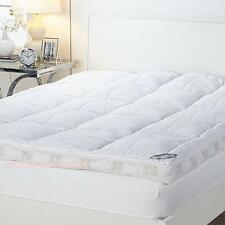 "Concierge Collection King Ultimate Pillowtop 4"" Featherbed Vacuum Sealed"
