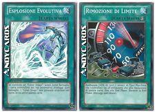 Esplosione Evolutiva + Rimozione di Limite ☻ Comune ☻  SDCR IT020 IT023