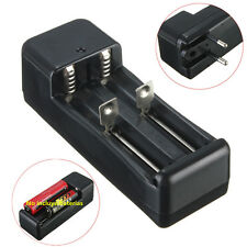Chargeur EU Charger Pr Accu Batterie Battery Pile 14500 18650 LI-ION 4.2V Voyage