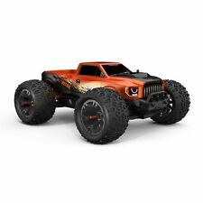 Team Redcat Racing TR-MT10E 1/10 Scale Brushless Truck Orange 4x4 rc car radio