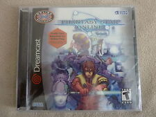 NEW Phantasy Star Online Ver. 2 (Sega Dreamcast) Version Free U.S. Shipping!!!