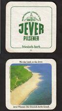 BD - Beermat ,Jever Pilsener , Niedersachsen