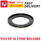 Fotolux Step Up Ring 55-72mm For UV CPL ND IR Protection Graduated Grey Filter