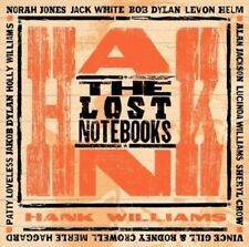 Lost Notebooks Of Hank Williams Various (W Cd) Lost Notebooks Of Hank NEW sealed
