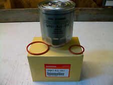 Genuine Honda Civic/Accord Crv/Filtro Carburante Diesel 2006 >