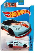 2015 Hot Wheels #12 HW City HW Performance '09 Corvette ZR1