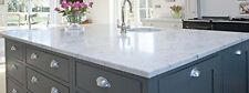 "Formica? No! Countertop Transformation:  Faux  Marble White Film  36"" x 144"""