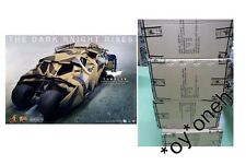 1:6 HOT TOYS MMS184 BATMAN DARK KNIGHT RISES BATMOBILE (TUMBLER CAMOUFLAGE VER.)