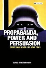 Propaganda, Power and Persuasion, David Welsh (ed), New Condition