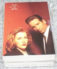 X-Files Season 3     Complete base card set      72 cards