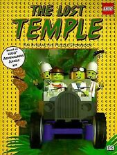 LEGO Game Books: Lost Temple (Puzzle Storybooks, LEGO)