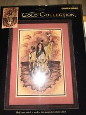 Dimensions Gold Collection Buffalo Call Counted Cross Stitch Kit 35076 NIP 2002