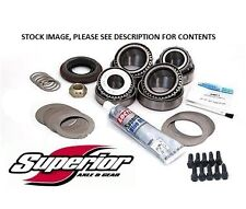 35-2066 MASTER INSTALL KIT Dana 44 TTB Ford FRONT Axle Ring and Pinion Gear Set