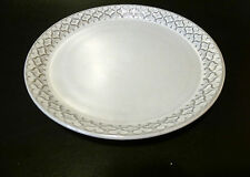 "Bing & Grondahl grey Cordial Jens Quistgaard plate nr. 306 6 1/2 "" excellent"