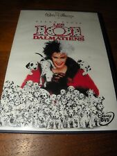 DVD   LES 101 DALMATIENS  glenn close   DISNEY  langue française