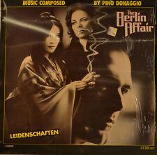 """OST - SOUNDTRACK - THE BERLIN AFFAIR - PINO DONAGGIO  12"""" LP (L346)"""