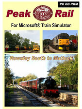 Peak Rail addon pack for Microsoft Train Simulator *NEW LOW PRICE*