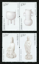 CHINA 2012-28 Chinese Ceramics – Dehua Porcelain stamp  MNH