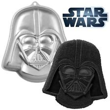 Wilton-Darth Vader Cake Tin-cake/jelly Molde