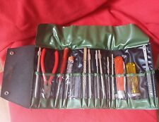 Vintage Fortnum & Mason  London Pouch with ELDI tools