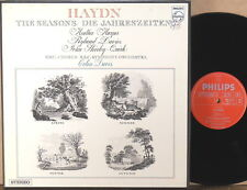 3 LP BOX PHILIPS Haydn COLIN DAVIS The Season Shirley-Quirk Harper 839 719/21