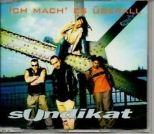 (AE570) Sundikat, Ich Mach' es Uberall - 1996 CD