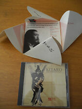 "KITARO - ""Selections From Kojiki"" CD - 1990 1st US PROMO ONLY + RARE PRESS KIT!!"