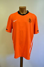 HOLLAND NEDERLANDS 2010/2011 HOME FOOTBALL SHIRT JERSEY NIKE