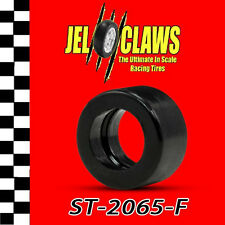 ST 2065-F 1/64 HO Scale Slot Car Tire for AFX, JL, AW Four Gear Ultra G Chassis,