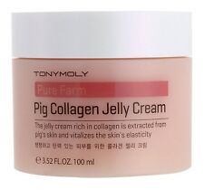 TONYMOLY Pure Farm Pig Collagen Jelly Cream - FREE Shipping, from CA, USA