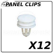 Panel Clips Doors Pannels Peugeot 206/306/Citroen C4 Picasso Part 9931 12PK