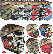 Balaclava Hood Warm Winter Ski Motorcycle Full Face Mask Bike Skull Headwear