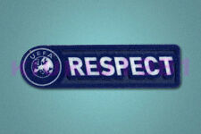 UEFA Respect Champion League Football Soccer Patch