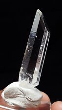 !!! Water Clear Lemurian Quartz Crystal from Penas Blancas Mine, Colombia-