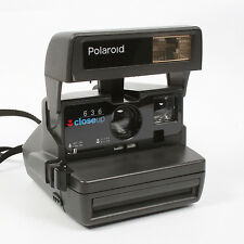 Polaroid 636 closeup Instant Film Camera  Tested and working- boxed