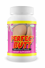 Perfect Butt Enlargement Enhancement Pueraria Mirifica Booty Pills -HALF PRICE