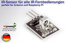 IR-Sensor Empfänger Modul Board Fernbedienungstester für Arduino Raspberry Pi