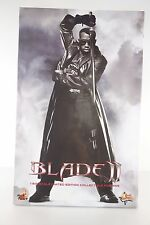 1/6 Hot Toys BLADE II Wesley Snipes Vampire Hunter MMS 113 Figure :