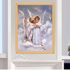 DIY 5D Diamond Painting Angel's Kiss Embroidery Cross Stitch Crafts Home Decor