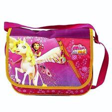 Mia and Me Tasche Kinder Handtasche Schultertasche Mia & Me pink glitzer
