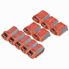 10 x BCI-11 Black/Color Ink Cartridges for Canon BJC 50 55 70 80 85 85W Printer