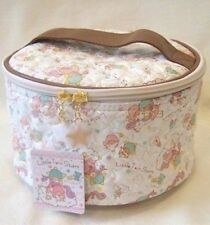 Sanrio Little Twin Stars Vanity cosmetic Pouch bag Star quilting with mirror