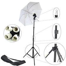 Kit Éclairage DynaSun JD8KIT Douille Double Parapluie Trépied pour Flash Lumiere