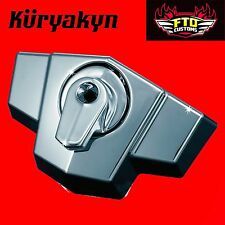 Kuryakyn Chrome Petcock Cover for 03-'09 VTX1300 7830