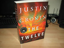 Justin Cronin - The Twelve *Signed & Dated* US uncorrected proof rare (Passage)