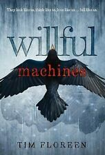 Willful Machines-ExLibrary