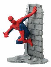 Marvel Comics figurine de collection Spider-Man 7 cm Collectible Diorama 68003