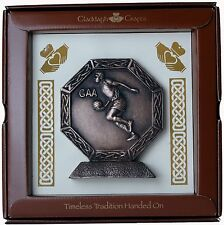 "Bronze GAA Trophy Plaque 6"" (TF09) - Island Turf Crafts"